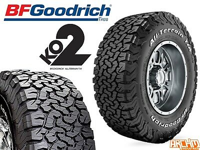 AU385 • Buy Bfg 305 / 70 / R16 - Bf Goodrich Ko2 A/t All Terrain Tyre - New Design 4wd Tyres