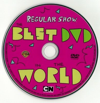 £4.96 • Buy Regular Show: The Best DVD In The World At This Moment In Time (DVD Disc)