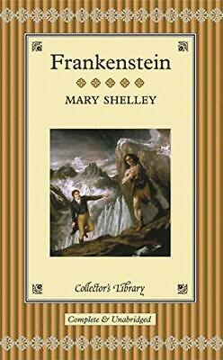 £8.49 • Buy Frankenstein (Collector's Library) By Shelley, Mary Hardback Book The Cheap Fast