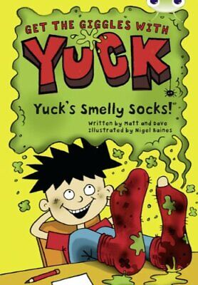 £3.99 • Buy Yuck's Smelly Socks (Bug Club) Book The Cheap Fast Free Post