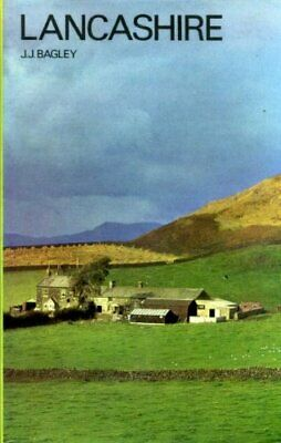 Lancashire (Britain S.) By Bagley, John J. Book The Cheap Fast Free Post • 5.99£