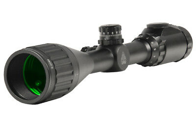 $119.99 • Buy Leapers UTG 3-9X50 1  Hunter Scope, AO, 36-color Mil-dot, Rings - SCP-U395AOIEW