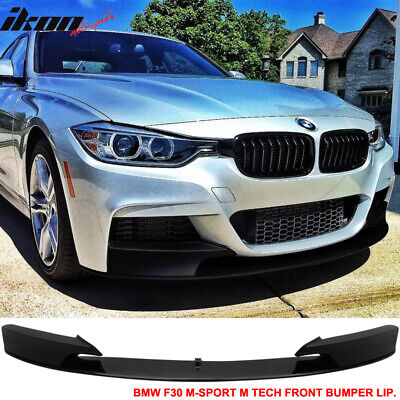 AU262.16 • Buy Fits 12-18 BMW F30 3 Series Performance Front Lip Painted Black Saphire #475