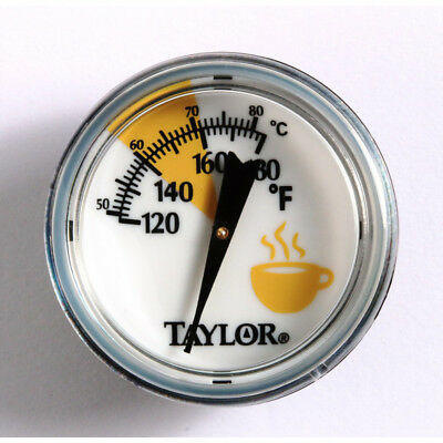 $13.57 • Buy Taylor  Instant Read Analog  Cappuccino Frothing Thermometer
