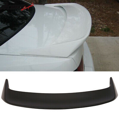 $69.99 • Buy Fits 99-04 Ford Mustang Coupe OE Factory Style Rear Trunk Spoiler Wing - ABS