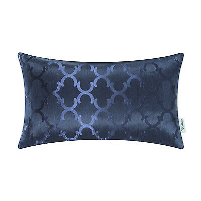 $ CDN7.80 • Buy 12x20  CaliTime Chains Accent Geo Reversible Throw Cushion Covers Pillows Shells