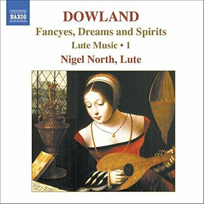 £3.49 • Buy Dowland - Lute Music, Vol 1 -  CD FSVG The Cheap Fast Free Post The Cheap Fast
