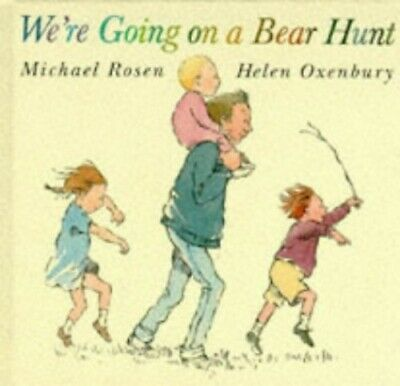 £3.59 • Buy We're Going On A Bear Hunt By Rosen, Michael Hardback Book The Cheap Fast Free