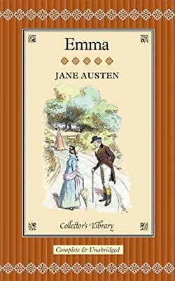 Emma (Collector's Library) By Austen, Jane Hardback Book The Cheap Fast Free • 5.99£