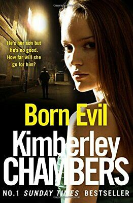 Born Evil By Chambers, Kimberley Book The Cheap Fast Free Post • 3.68£