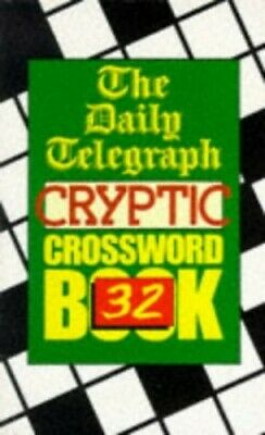 £10.99 • Buy Daily Telegraph  Cryptic Crossword Book: No... By Telegraph Group Limi Paperback