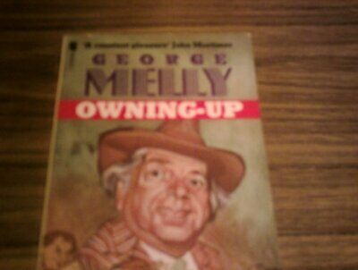 £7.99 • Buy Owning Up By Melly, George Paperback Book The Cheap Fast Free Post