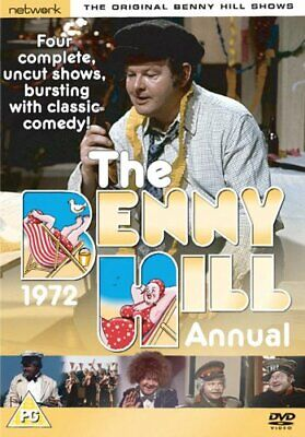 The Benny Hill Show - The 1972 Annual [DVD] - DVD  A4VG The Cheap Fast Free Post • 4.69£