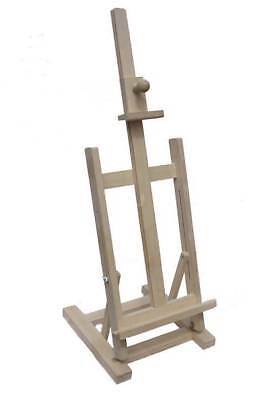 Table Top Wooden Easel Artist Art Craft Wedding Painting Photo Display Top1a • 12.99£