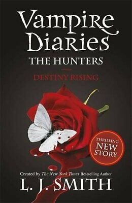 £3.59 • Buy The Hunters: Destiny Rising: Book 10 (The Vampire Diaries) By Smith, L.J. Book
