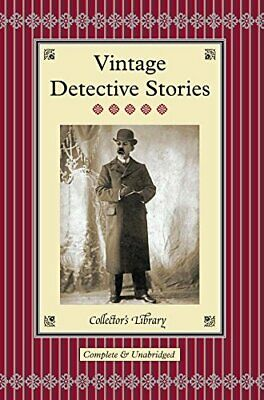 £6.49 • Buy Vintage Detective Stories (Collector's Library) By Davies, David Stuart Book The