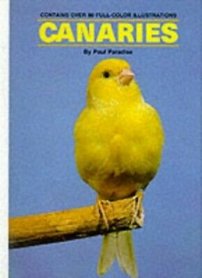 £7.09 • Buy Canaries By Paradise, Paul R. Hardback Book The Cheap Fast Free Post