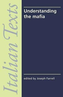 Understanding The Mafia (Manchester Italian Texts) Paperback Book The Cheap Fast • 11.99£