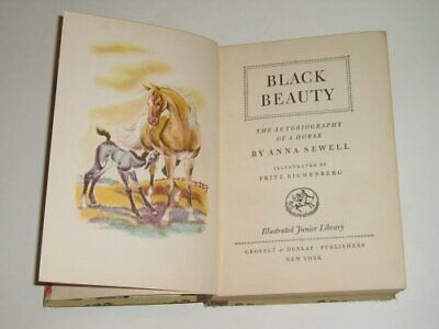 £3.59 • Buy Black Beauty By Sewell, Anna Hardback Book The Cheap Fast Free Post