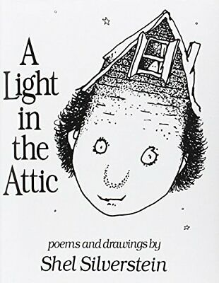 Light In The Attic By Silverstein, Shel Paperback Book The Cheap Fast Free Post • 8.53£