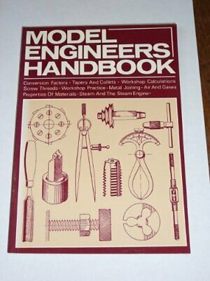 £14.99 • Buy Model Engineer's Handbook By Cain, Tubal Paperback Book The Cheap Fast Free Post