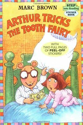 £8.99 • Buy Arthur Tricks The Tooth Fairy (Step Into Reading Sticker Books... By Brown, Marc