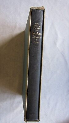 $24 • Buy Old Heritage Club Book Literary Works Of Abraham Lincoln 1942 DC GC