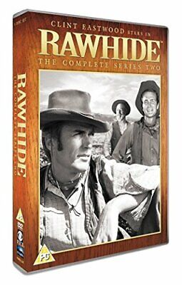 £13.60 • Buy Rawhide - The Complete Series Two [DVD] [1955] - DVD  6EVG The Cheap Fast Free