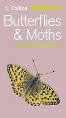 £6.49 • Buy Butterflies And Moths (Collins Wild Guide) (Collins ... By Still, John Paperback