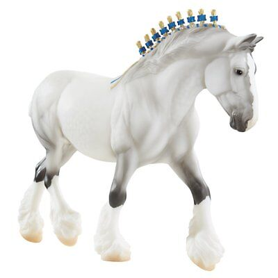 Breyer 1:9 Traditional Shire Horse Model • 74.95£