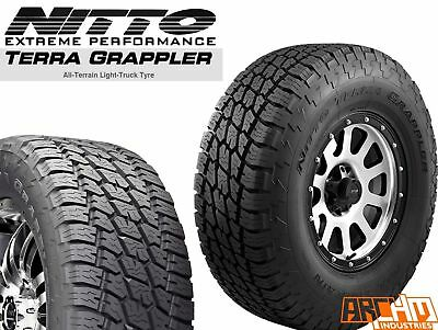 AU1321.45 • Buy Set Of 4 Nitto Terra Grappler 305 X 70 X R16 Premium All Terrain Tyre Bayswater