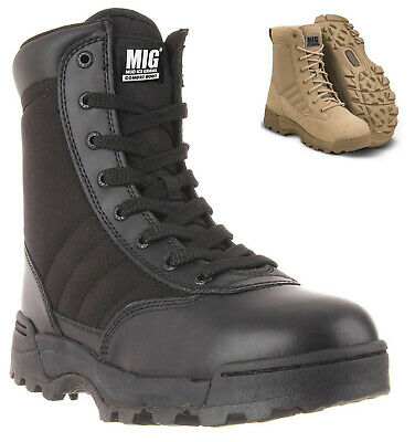 £21.99 • Buy Mens Tactical Army Combat Military Boots Size 6 To 11 UK SECURITY WORK POLICE