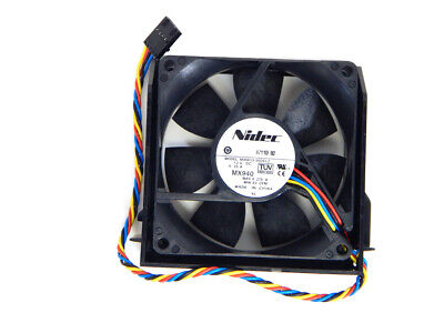 Dell  XPS 730 With Case PJ15 MX940 FAN Assy New TW191 • 14.63£