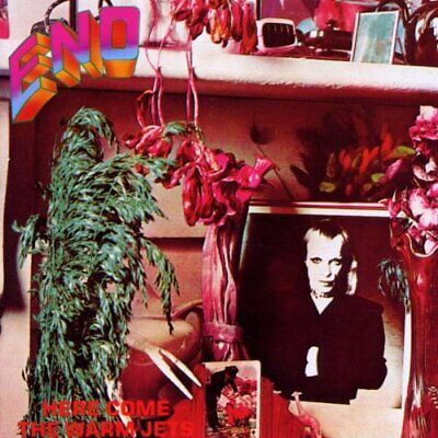 Brian Eno - Here Come The Warm Jets - Brian Eno CD SDVG The Cheap Fast Free Post • 3.49£
