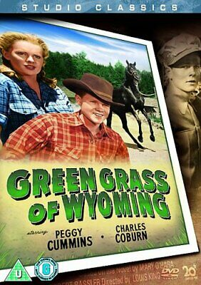 £9.88 • Buy Green Grass Of Wyoming [DVD] [1948] - DVD  DYVG The Cheap Fast Free Post
