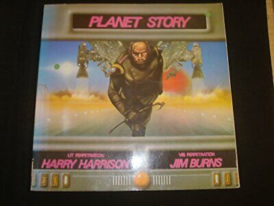 £7.49 • Buy Planet Story By Harry Harrison Hardback Book The Cheap Fast Free Post