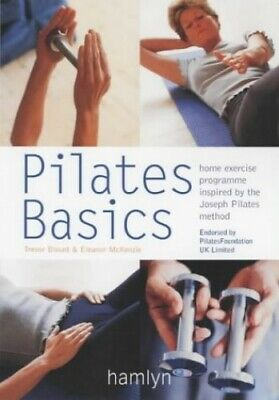 £2.29 • Buy Pilates Basics (Hamlyn Health & Well Being) By Blount, Trevor Paperback Book The