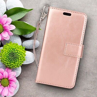 $ CDN16.01 • Buy IPhone X/8/7 Samsung Galaxy S9 Plus/Note 8 Flip Leather Wallet Case Cover Woman