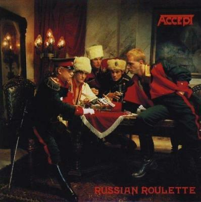 Accept - Russian Roulette (NEW CD) • 9.47£