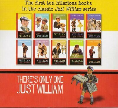 £5.49 • Buy There's Only One Just William (Just William; More William... By Richmal Crompton