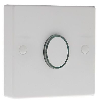 £16.99 • Buy Electronic Time Delay Light Switch Oval Switch - 12 Seconds To 12 Minutes