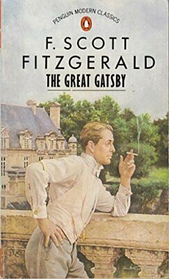 The Great Gatsby (Penguin Modern Classics) By Scott Fitzgerald, F. Paperback The • 3.99£