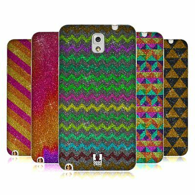 Head Case Designs Glittering Patterns Soft Gel Case For Samsung Phones 2 • 9.95£