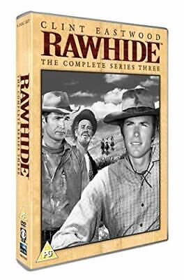 £11.46 • Buy Rawhide - The Complete Series Three [DVD] - DVD  64VG The Cheap Fast Free Post