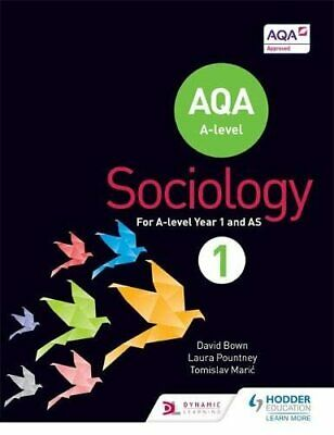 £20.99 • Buy AQA Sociology For A-level Book 1 By Maric, Tomislav Book The Cheap Fast Free