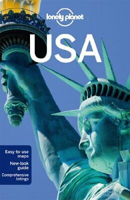 £5.49 • Buy Lonely Planet USA (Travel Guide) By Zimmerman, Karla Book The Cheap Fast Free