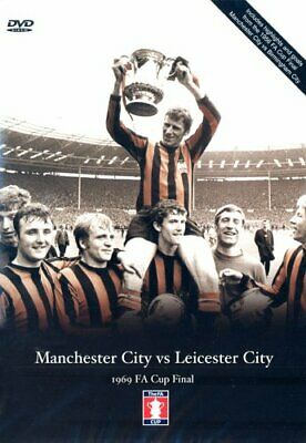 £4.68 • Buy 1969 Fa Cup Final - 1969 FA Cup Final Manchester City V Leicester... - DVD  0IVG