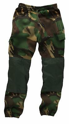 £14.95 • Buy Mens Camouflage Cargo Jogging Bottoms | Work | Outdoor | Jogger Pants