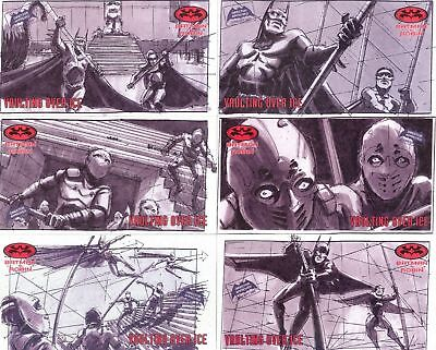 £1.25 • Buy Batman And Robin Widevision  24 Card Story Board Cards   ..choose