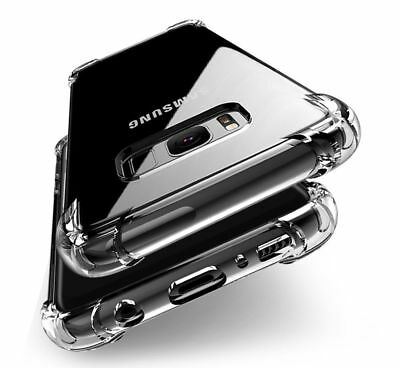 $ CDN6.99 • Buy For Samsung Galaxy S8 S9 Case Ultra Clear Transparent Slim Silicone Gel Cover